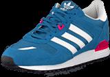 adidas Originals - Zx 700 W Hero Blue/White/Solar Pink