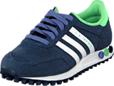 adidas Originals - La Trainer W Navy/Ftwr White/Green