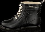 Ilse Jacobsen - Short Rubberboot Black
