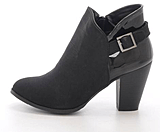 Sugarfree Shoes - Nour Black