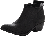 V Ave Shoe Repair - Crescend Ankle Boot Black
