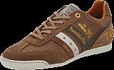 Pantofola d'Oro - Loreto Retro Low Taupe Gray