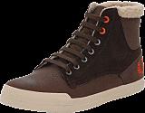 Fred Perry - 325 Shoe B3168 Dark Choc