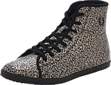 Fred Perry - B86 Shoe Gunmetal