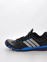 adidas Sport Performance - Adipure Trainer 360 Black 1/Metallic Silver