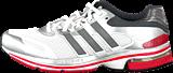 adidas Sport Performance - Snova Glide 5M Running White Ftw/Neo Iron Met