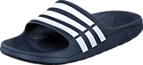 adidas Sport Performance - Duramo Slide New Navy/White/New Navy