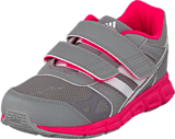 adidas Sport Performance - Hyperfast Cf I Light Onix/White/Solar Pink