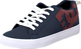 DC Shoes - Court Vulc Shoe Dark Blue