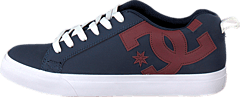 DC Shoes - Court Vulc Shoe Dark Blue