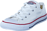 Converse - All Star Kids Ox White