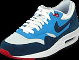 Nike - Air Max 1 Essential White/Midnight/Navy/Blue