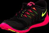 Nike - Wmns Nike Free 5.0 Black/Volt-Hyper Pink-Anthrct