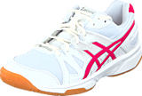 Asics - Gel-Upcourt White/Rasberry/Silver