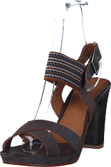 Ilse Jacobsen - Tall Sandal W-Ribbon