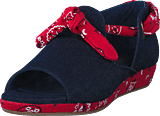 F-troupe  - Knot low wedge