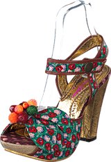 Irregular Choice - Deery Lou