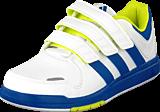 adidas Sport Performance - Lk Trainer 6 Cf K White/Royal/Yellow