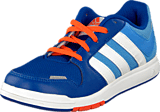 adidas Sport Performance - Lk Trainer 6 K Royal/Ftwr White/Lucky Blue