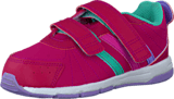 adidas Sport Performance - Snice 3 Cf I Bold Pink/Vivid Mint/Purple