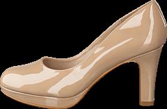 Clarks - Crisp Kendra Sand Patent