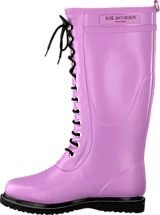 Ilse Jacobsen - Long Rubber Boot Mulberry
