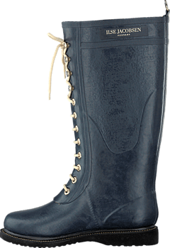 Ilse Jacobsen - Long Rubber Boot Indigo