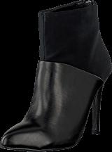 Bianco - Pointy Neoprene Boot Black