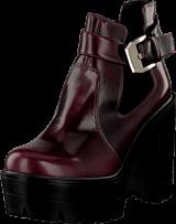 Bianco - Cutout Boot Winered