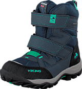 Viking - Chilly II Velcro Navy/Green