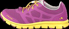Viking - Saratoga Dark Pink/Yellow