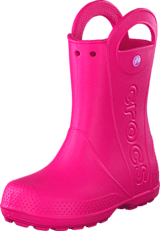 Crocs - Handle It Rain Boot Kids Candy Pink