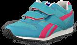 Reebok Classic - Reebok Royal Cljogg Blue/Pink/White/Gravel