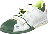 Reebok - R Crossfit Lifter Plus2.0 White/Silvery Green