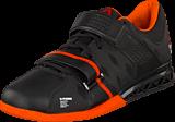 Reebok - R Crossfit Lifter P Black/Flux Orange\White