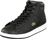 Lacoste - Carnaby Evo Mid Crt Blk/Blk Lth