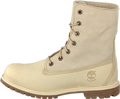 Timberland - Authentics Teddy Fleece Winter White
