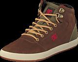 DC Shoes - Crisis High Wnt Shoe Chocolate/Green