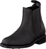 PrimeBoots - Ascot Maidenshead Low-332 Old crazy black