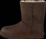 UGG Australia - W Cl Short Leather Brownstone