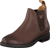 Gant - Lydia Tobacco Brown Leather