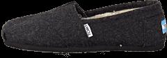 Toms - Woolen Womens Classics Black