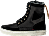 Le Coq Sportif - Ancelina Mid Plus Leather Black