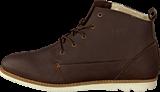 Hub Footwear - Jag Dk Brown