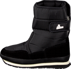 Rubber Duck - Classic Snow Jogger Kids Black