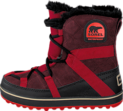Sorel - Glacy Explorer Shortie 259 Madder Brown