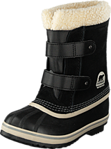 Sorel - Childrens 1964 Pac Strap Black