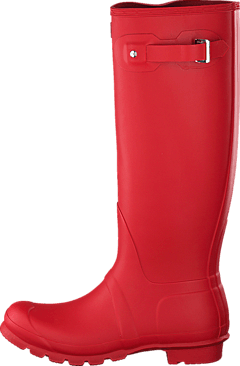 Hunter - Women's Original Tall Military Red