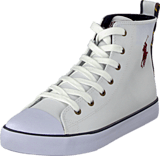 Ralph Lauren Junior - Falmuth Hi White