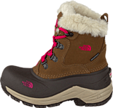 The North Face - Mcmurdo Boot Sepbro/Demibro